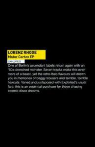 Lorenz Rhode – Clashmag Review