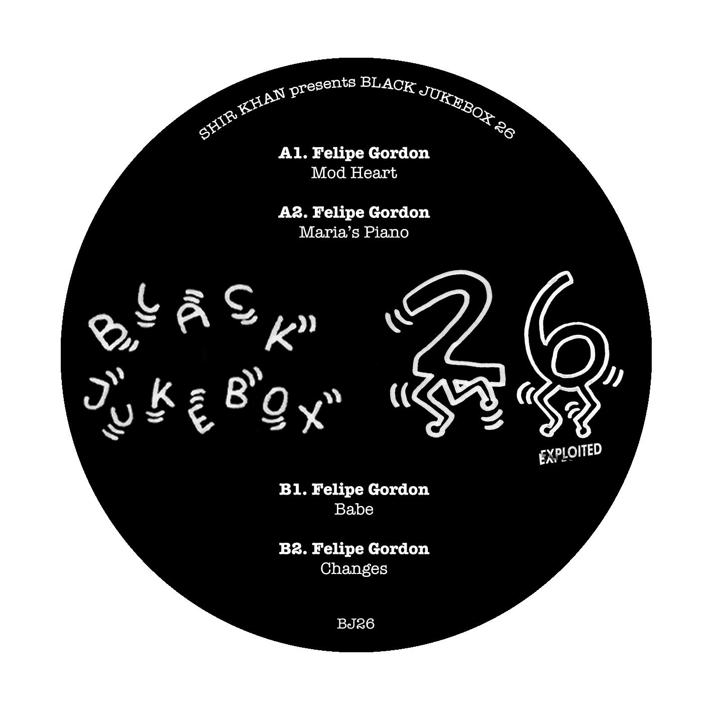 Shir Khan Presents Black Jukebox 26 (Vinyl)