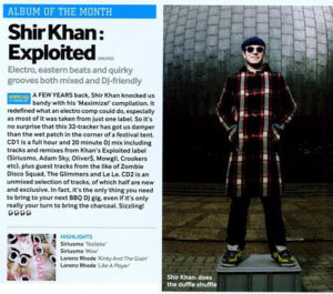 Shir Khan – Album of the month in Mixmag