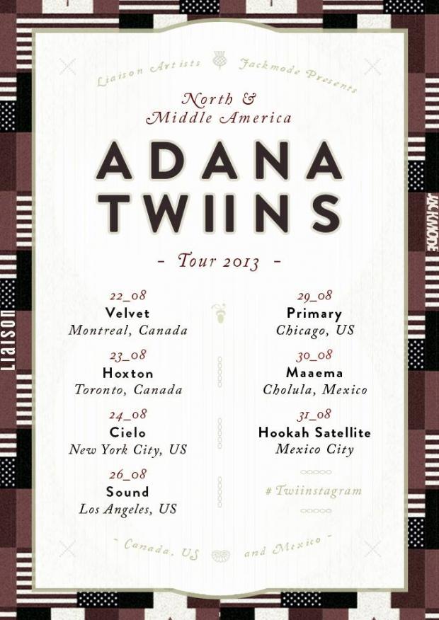 Adana Twins USA