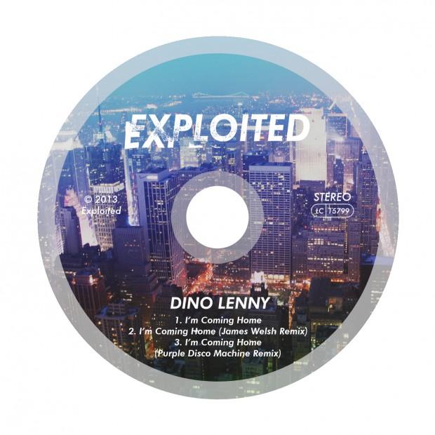 DINO LENNY_I'M COMING HOME_ARTWORK
