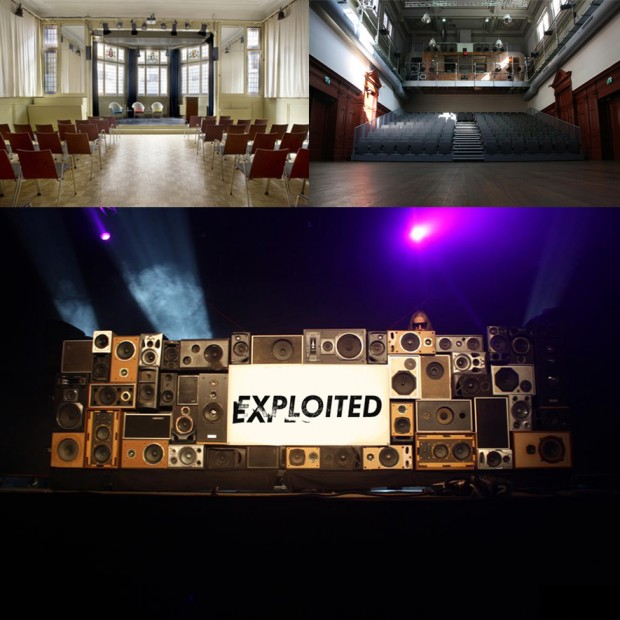 DJ-Booth ADE EXPLOITED