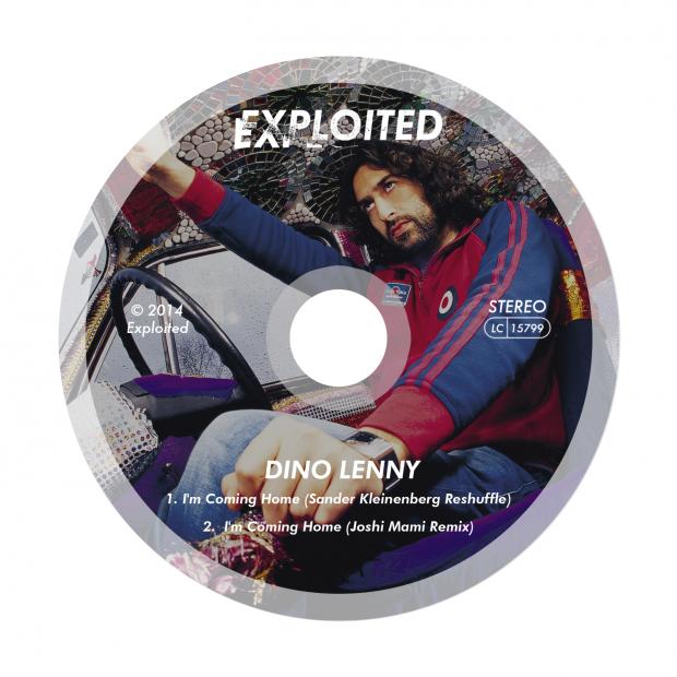 Dino Lenny - I'm Coming Home Remixes V1