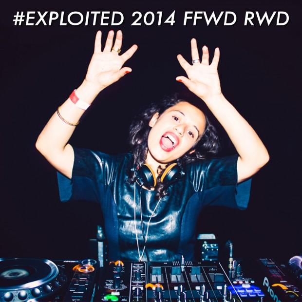 EXPLOITED 2014 FFWD RWD