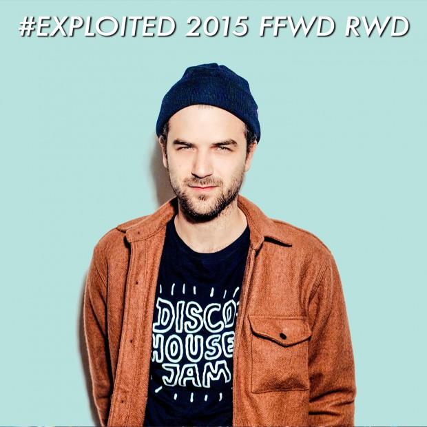 #EXPLOITED 2015 FFWD RWD