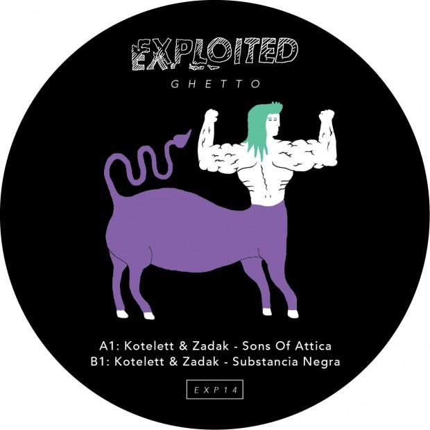 Exploited Ghetto EXP14