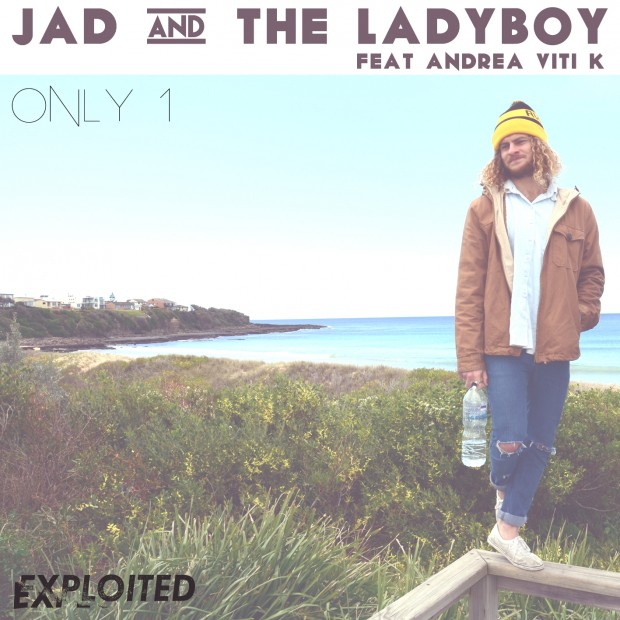 Jad&theladyboy - Only 1 artwork V2