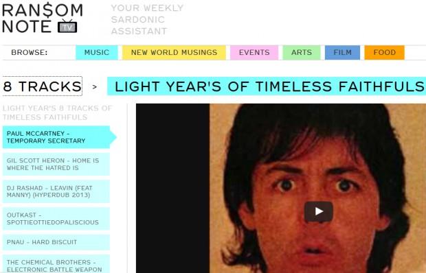 Light_Year_8 Tracks