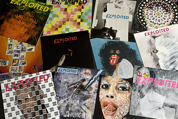 Classic Exploited Vinyl Collection